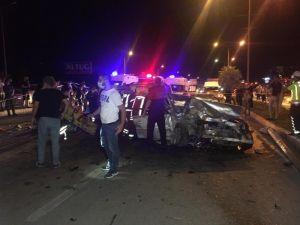 Denizli'de Son Bir Hafta İçerisinde 1'i Ölümlü 127 Trafik Kazası Meydana Geldi