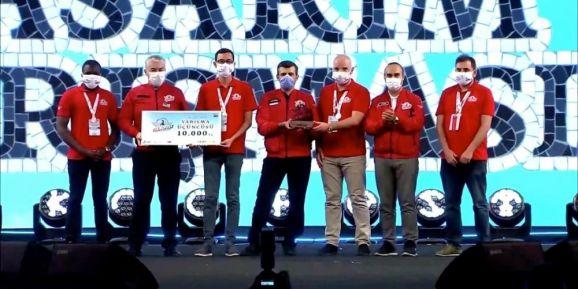 Neü Teknofest Finalinde 14 Takımla Yarıştı