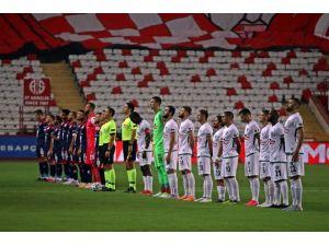 Süper Lig: Antalyaspor: 0 - Denizlispor: 0 (Maç Devam Ediyor)