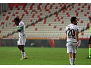 Süper Lig: Fraport Tav Antalyaspor: 1 - Denizlispor: 0 (Maç Sonucu)
