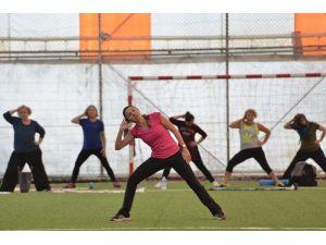 Muratpaşa'da Spor Okulları Açılıyor