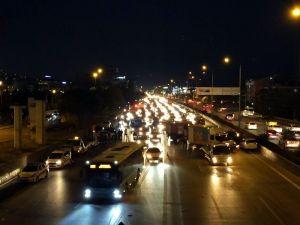 Denizli'deki Araç Sayısı 421 Bin 557 Oldu