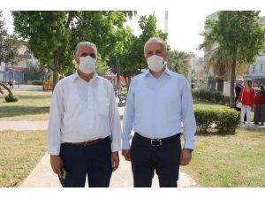 Mersin Akdeniz'de Muhtarlıkların Faturası Belediyeden