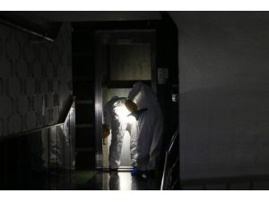 Sipariş Getirdiği Apartmanın 9'uncu Katından Asansör Boşluğuna Düşen Paketçi Öldü
