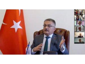 """Antalya Valisi: """"Alınan tedbirlerle son 15 günde yükseliş durdu"""""""
