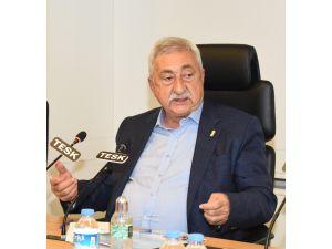 """Tesk Genel Başkanı Palandöken: """"Yapılandırma Çalışmaları Esnafımızı Umutlandırdı"""""""