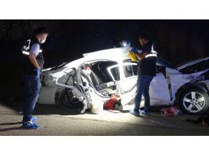 Ceyhan'da Kaza: 4 Ölü, 4 Yaralı