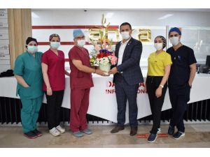 Anka'da Dünya Anestezi Günü Kutlandı