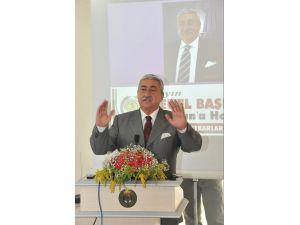 """Tesk Genel Başkanı Palandöken: """"Esnaf Yüz Yüze Eğitimden Umduğunu Bulamadı"""""""