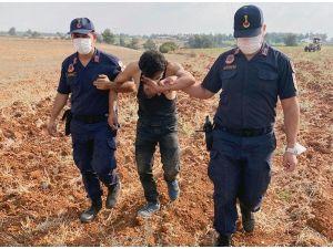 Adana'da Elektrik Kablosu Hırsızı Kovalamaca Sonunda Yakalandı