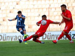 Tff 1. Lig: Adana Demirspor: 2 - Ümraniyespor: 1 (İlk Yarı Sonucu)