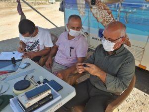 Antalya'da 60 civarında kuş türünden 1000'e yakın kuş halkalandı