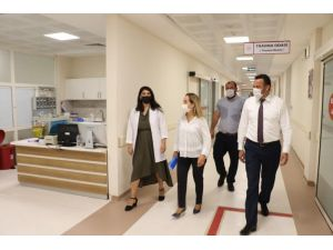 Demre Devlet Hastanesi C grubu statüsüne getirildi