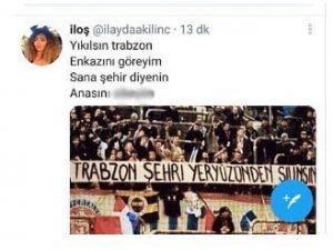 Chp Isparta İl Gençlik Kolları Başkan Yardımcısı Kılınç'tan Trabzon İçin Skandal Paylaşım