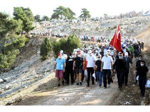 Başkan Seçer, Vatandaşlarla 'Cumhuriyet Yürüyüşü' Yaptı