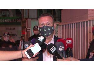 """Ali Çetin: """"Bariz Penaltı Olduğunu Herkes Görüyor"""""""