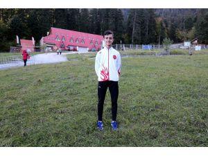 Romanya'daki Dağ Koşusunda Derece Sevinci