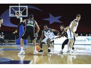 Fıba Basketbol Şampiyonlar Ligi: Türk Telekom: 98 - Hapoel Jerusalem: 94
