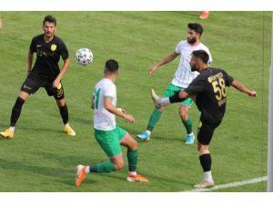 3. Lig: Osmaniyespor Fk:1 - Isparta 32 Spor:2