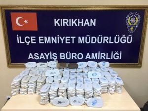 Kırıkhan'da Uyuşturucu Operasyonu: 3 Gözaltı