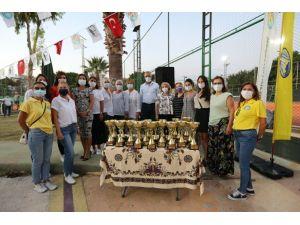 Mezitli Cumhuriyet Kupasının Geliriyle Kız Çocukları Okutulacak