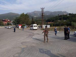 """Payas'ta 100 Polis İle """"Huzur Ve Güven"""" Asayiş Uygulaması"""