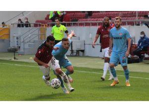 Süper Lig: Gençlerbirliği: 0 - Gaziantep Fk: 1 (İlk Yarı)