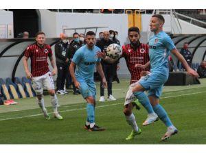 Süper Lig: Gençlerbirliği: 1 - Gaziantep Fk: 1 (Maç Sonucu)