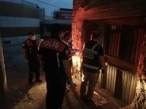 Kahramanmaraş'ta Aranan 36 Kişi Tutuklandı