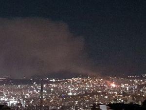 Ankara'da Orman Ürünleri Deposunda Büyük Yangın