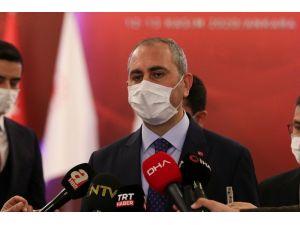 """Adalet Bakanı Gül: """"Asıl Olan Adaletin Yerine Gelmesi"""""""