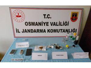 Osmaniye'de Uyuşturucu Operasyonuna: 4 Tutuklama