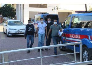 Alanya'da uyuşturucu operasyonu: 5 gözaltı