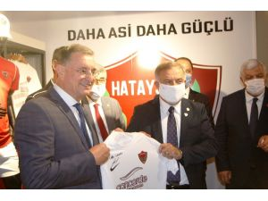 A. Hatayspor'un İkinci Mağazası Açıldı