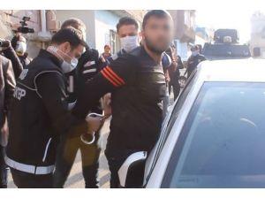 Gaziantep'te Uyuşturucu Tacirlerine Darbe
