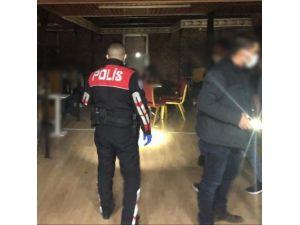 Konya'da Covid-19 Denetimlerinde 137 Kişiye İşlem Yapıldı