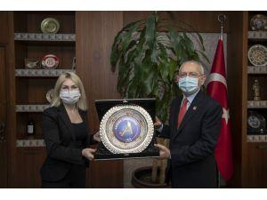 CHP Genel Başkanı Kemal Kılıçdaroğlu Akdeniz Üniversitesi'ne Teşekkür Etti