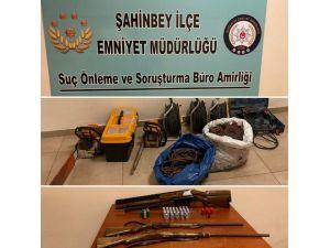 Şahinbey'de 9 Hırsızlık Olayının Zanlısı Yakalandı