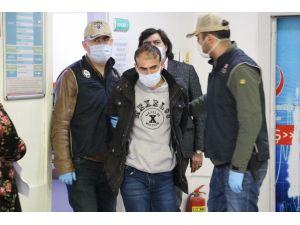 Kahramanmaraş'ta Hdp İlçe Başkanı Gözaltına Alındı