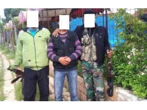 Ankara'da Keşif Yaparken Yakalanan 2 Deaş'lı Tutuklandı