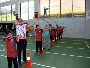Meram Belediyesi 'Türk Okçuluğu Kış Turnuvası' Düzenliyor