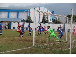 3. Lig: İskenderun Fk: 1 - Karaman Belediyespor: 1
