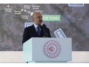 Kapıkule'den Akdeniz'e Ulaşacak Kesintisiz Otoyol Ağının Son Halkasına İlk Kazma Vuruldu