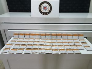 Denizli'de Tütün Kaçakçılarına 2 Farklı Operasyon: 3 Gözaltı