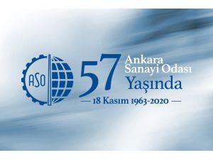 Ankara Sanayi Odası 57 Yaşında