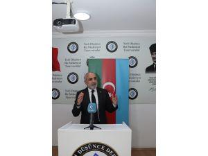 """Cumhurbaşkanı Başdanışmanı Topçu: """"Azerbaycan Büyük Bir İnsani Zafer Kazandı"""""""