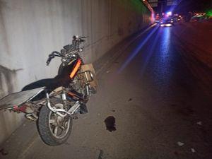 Başkent'te Motosiklet Kazası: 2 Yaralı
