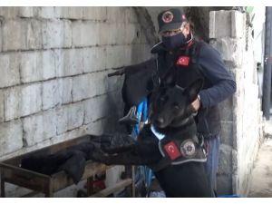 Gaziantep'teki Dev Operasyonda Kebap Mangalında Uyuşturucu Bulundu