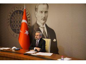 Ankara Üniversitesi Rektörü Ünüvar: