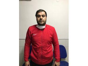 27 Yıl Hapis Cezasıyla Aranan Şahıs Otomobille Seyahat Ederken Yakalandı